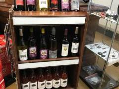 Inside of Store - Wine for Sale